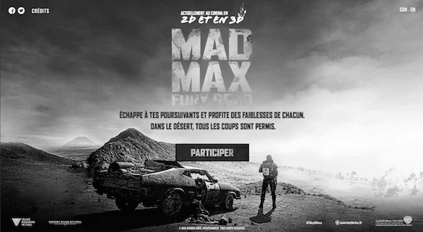 Miniature Mad Max Fury Road